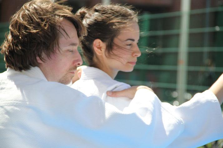 Aikido Berlin - Aikido ist Kommunikation für Kinder