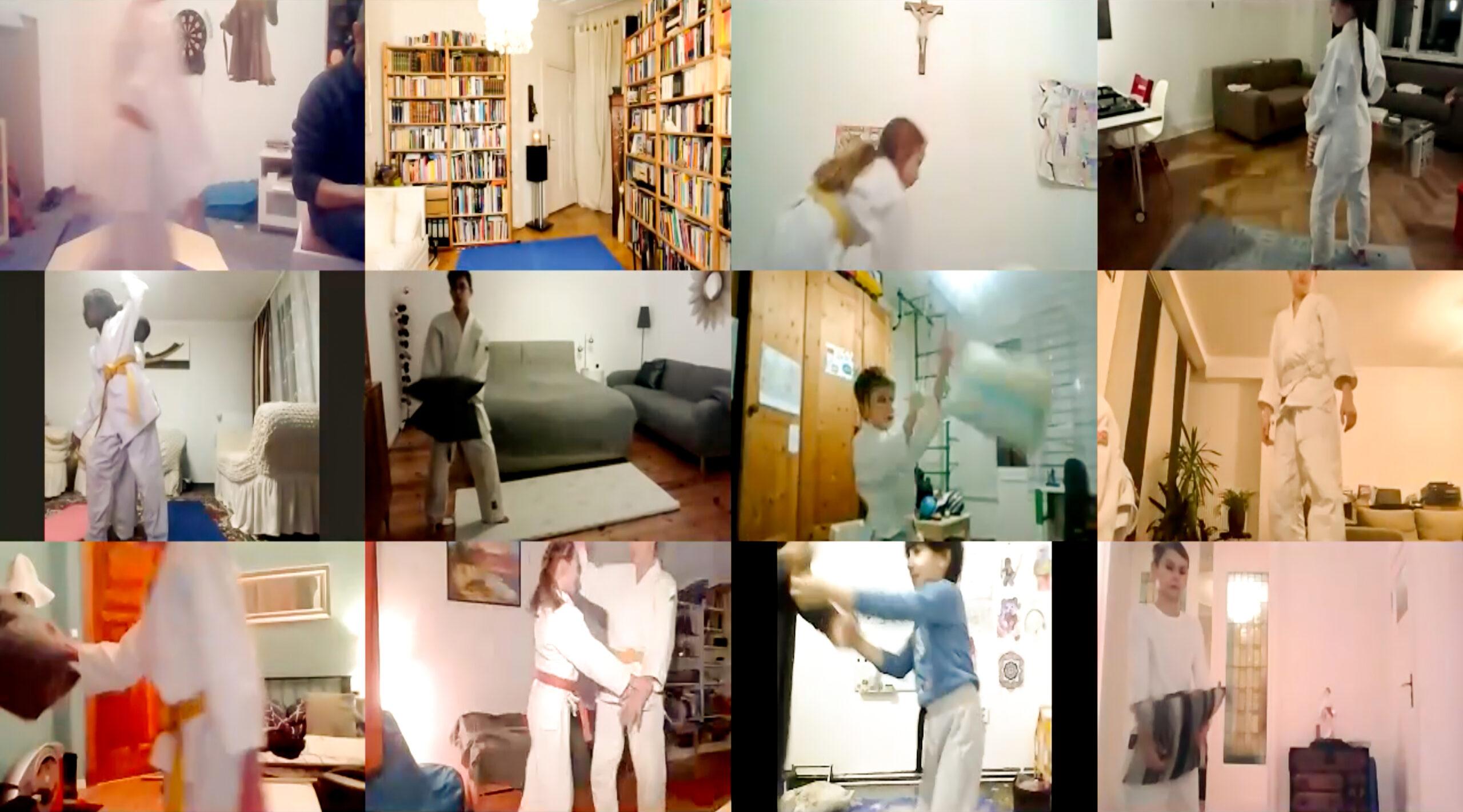 Aikido Berlin - Onlinetraining 2021